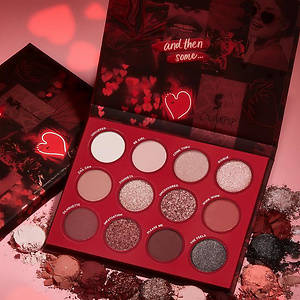 ColourPop Valentines Day Collection all that shadow palette Just Arrived