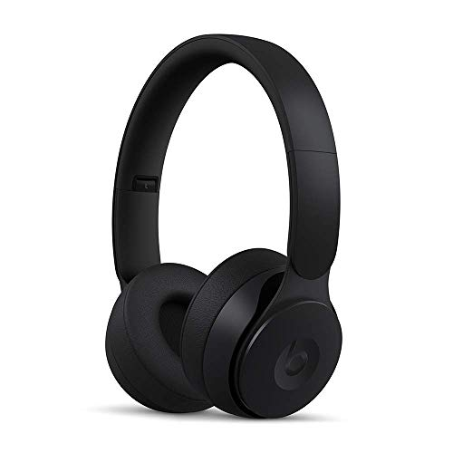 Beats Solo Pro Wireless Noise Cancelling On-Ear Headphones - Black