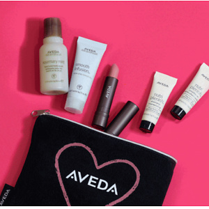 AVEDA: Create Your Own Valentine's Kit With $70