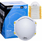 Amston N95 Disposable Dust Masks (20 pack)