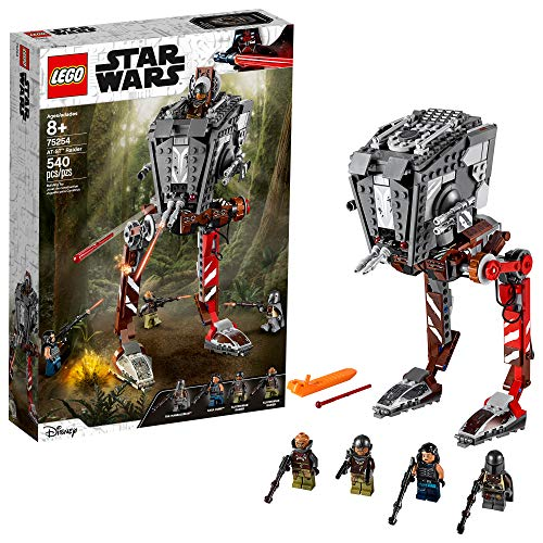 LEGO 乐高 Star Wars星球大战系列AT-ST步行机