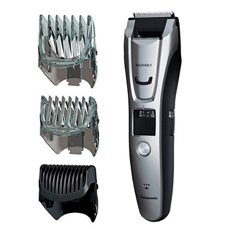 Panasonic ER-GB80-S Body and Beard Trimmer, Hair Clipper, Men's, Cordless/Corded Operation with 3 Comb Attachments and and 39 Adjustable Trim Settings, Washable $49.99, free shipping