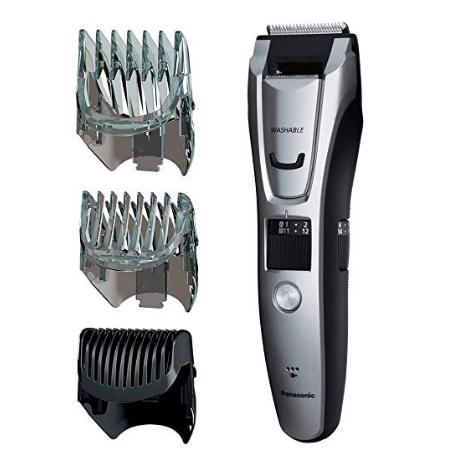 Panasonic 干湿两用一体式男士毛发修剪器ER-GB80-S