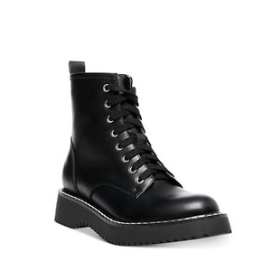 Madden Girl Kurrt Lace-Up Combat Boots