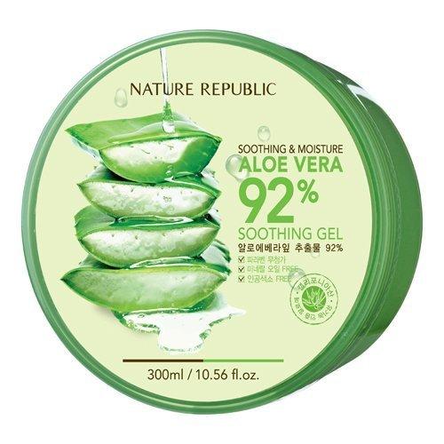Natural Republic Aloe Vera Gel, 300ml, 10.56 Fluid Ounce $6.48