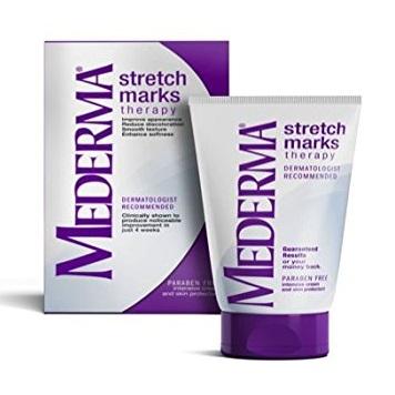 准妈妈最爱!史低价!Mederma美德Stretch Marks Therapy妊娠纹护理霜, 5.29 Oz