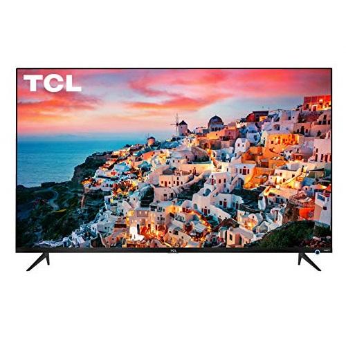 """史低价! TCL 43"""" 34S525 4K 杜比视界HDR Roku 智能电视机"""