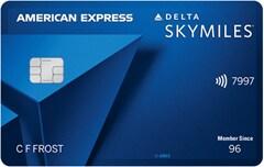 Delta SkyMiles® Blue American Express Card