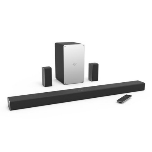 VIZIO SB3651-E6C 5.1 Soundbar Home Speaker (Renewed) $119.99,free shipping