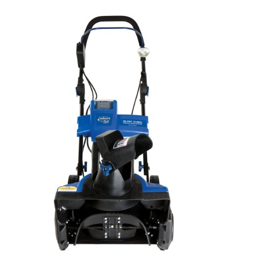 Snow Joe iON18SB Ion Cordless Single Stage Brushless Snow Blower $199.99 FREE shipping