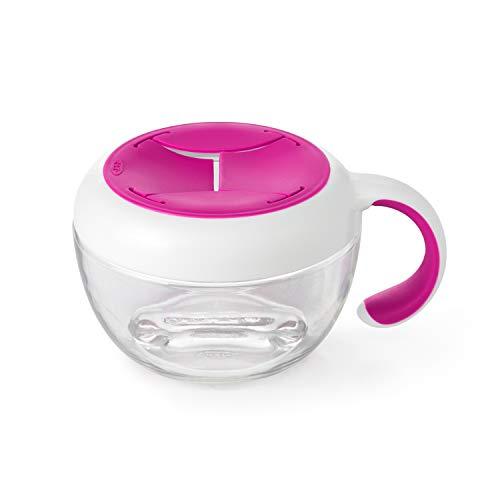 史低价!OXO Tot 活翼Flippy Cup 婴幼儿零食杯