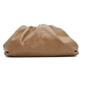 Bottega Veneta Brown 'The Pouch' Clutch
