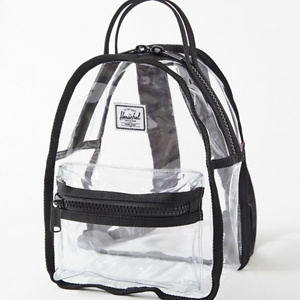 Herschel Supply Co. Nova Clear Mini Backpack