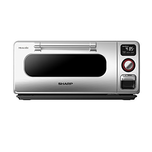 Sharp ZSSC0586DS, Superheated Steam Countertop Oven, Stainless Steel