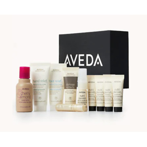 AVEDA VALUE GIFT SET winter hydration kit New In