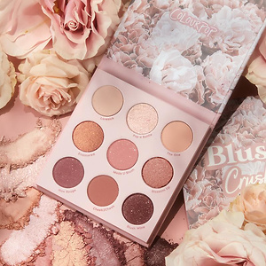ColourPop Soft Glam Collection blush crush shadow palette