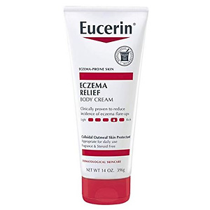Eucerin Eczema Relief Body Creme 14 Ounce