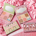 Roll over or click image to zoom in      BENEFIT COSMETICS The Cheekleaders Cheek Palette
