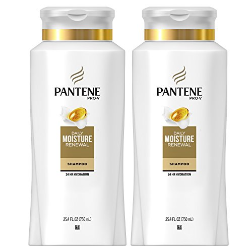 Pantene 滋润修复洗发水,25.4 oz/瓶,共2瓶