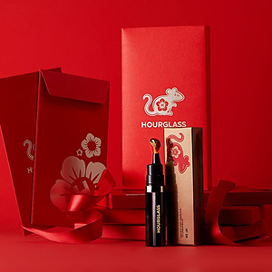 HOURGLASS N° 28 Lip Treatment Oil – At Night – Lunar New Year Limited Edition
