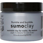 Bumble & Bumble Sumoclay Workable Clay For Matte Dry Texture Clay 1.5 oz (1 Pack)