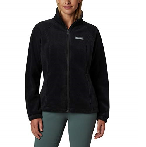 Columbia Women's Benton Springs Full-Zip Fleece Jacket $24.97