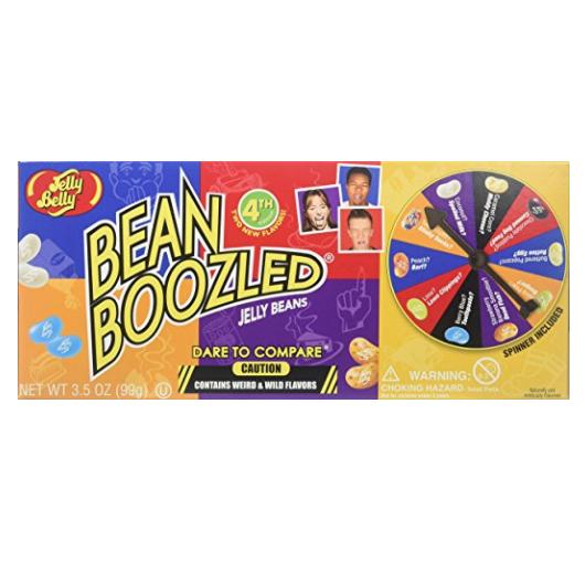 Jelly Belly Bean 带旋转轮的软糖豆