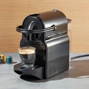 Nespresso Inissia Original Espresso Machine by Breville, Titan $79.99