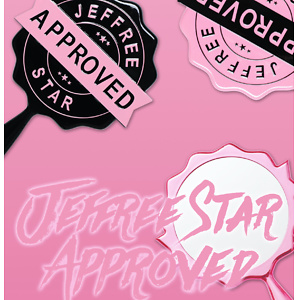 JEFFREE STAR COSMETICS Approved Stamp Mirror