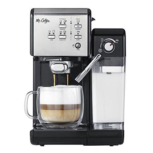 史低价! Mr. Coffee 卡布奇诺咖啡机