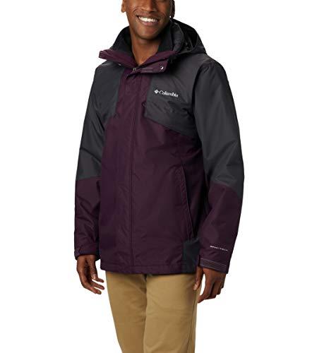 Columbia Men's Bugaboo II Fleece Interchange Jacket, Thermal Reflective Warmth