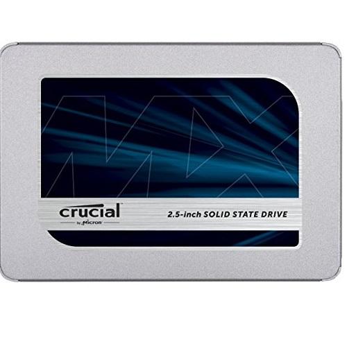 Crucial MX500 2TB 3D NAND SATA 2.5 Inch Internal SSD - CT2000MX500SSD1(Z)