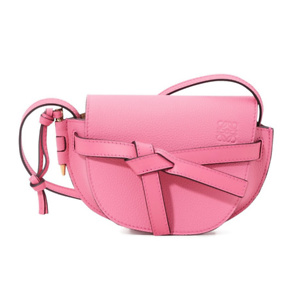 Loewe Ladies Wild Rose Gate Mini Shoulder Bag