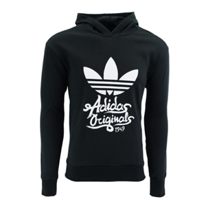 adidas Men's Trefoil Originals 1949 Performance Pullover Hoodie