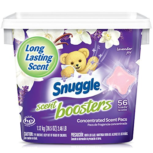 Snuggle Laundry Scent Boosters, Lavender Joy, 56 Count