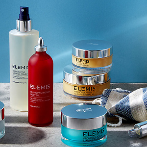 Elemis: Free 30ml Night Cream and 5pc Set with $195 Purchase