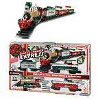 Toy State Santa's Village Express Holiday Christmas Train Set
