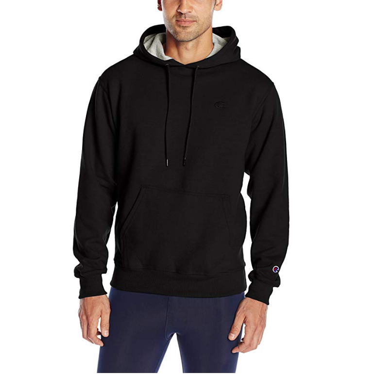 Champion Men's Powerblend Fleece Pullover Hoodie$21.18