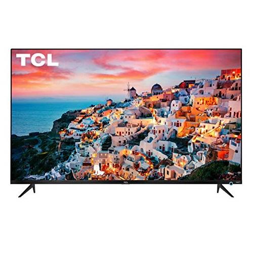 白菜! TCL Roku 4K UHD HDR 智能电视机,50吋