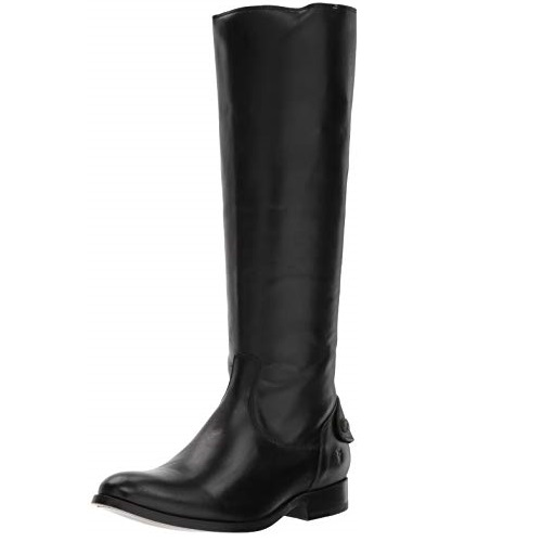 Frye Women's Melissa Button Back Zip Knee High Boot