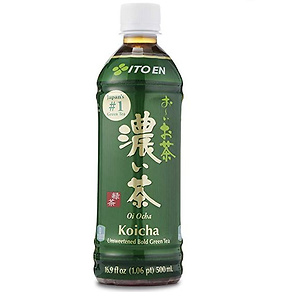 Ito En Oi Ocha Dark Green Tea (Pack of 12)