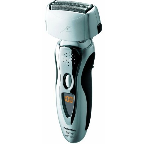 Panasonic ES8103S Electric Shaver with Nanotech Blades