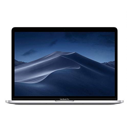 Apple MacBook Pro (13-inch, Touch Bar, 1.4GHz quad-core Intel Core i5, 8GB RAM, 256GB) - Silver (Latest Model)