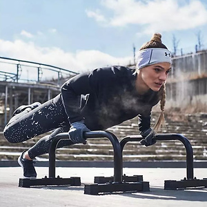 Under Armour Semi-Annual Sale: Up to 50% OFF Outlet + Extra 25% OFF $100
