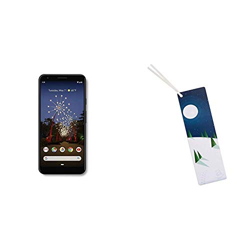 Pixel 3a XL, Just Black with free $100 gift card $429.00