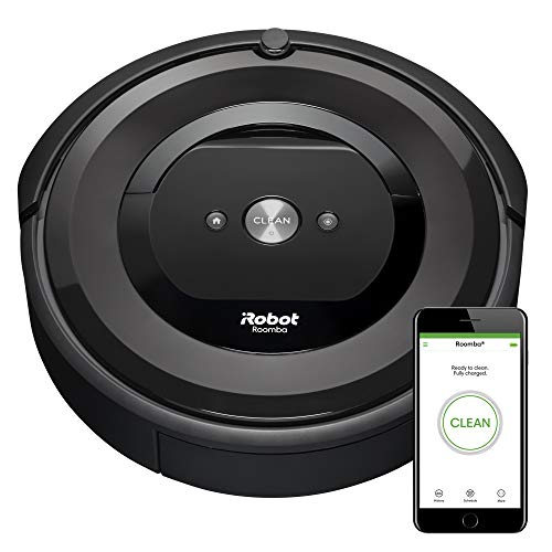 iRobot Roomba E5 (5150) Robot Vacuum - Wi-Fi Connected, Works with Alexa, Ideal for Pet Hair, Carpets, Hard, Self-Charging $279.00