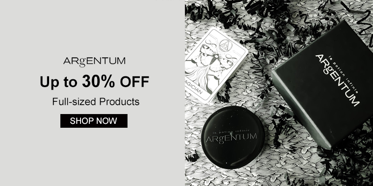 ARgENTUM apothecary: Up to 30% OFF Full-sized Products