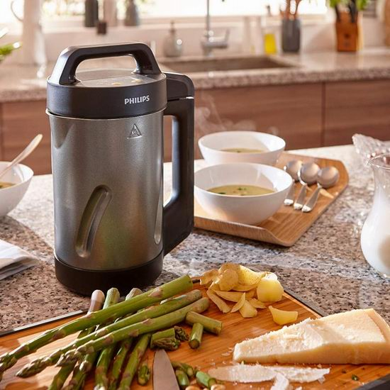 Philips Soup Maker, Makes 2-4 servings, HR2204/70 $89.96