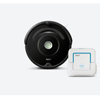 iRobot® Roomba® 675 Robot Vacuum & Braava jet® 240 Robot