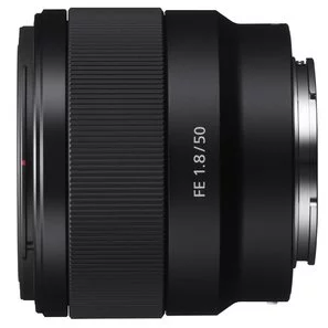 Sony FE 50mm f/1.8 E卡口标准镜头 $141.93+运费$7.02
